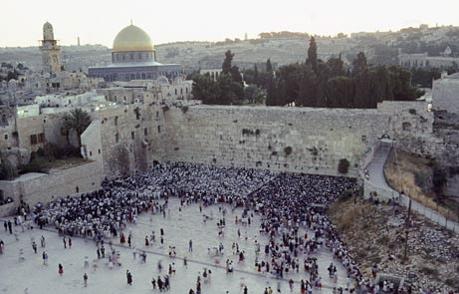Jerusalém - Muro das Lamentações