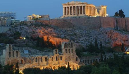 Atenas - Acrópole