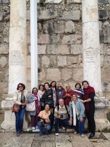 Cafarnaum - Galileia,  Israel - Grp Pe Gleuson