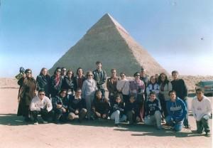 Egito - Grp. São Bento