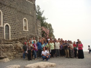 Grupo Pe. Joao Bosco - Terra Santa