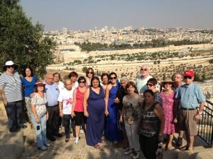 Grupo - Entrada triunfal em Jerusalém