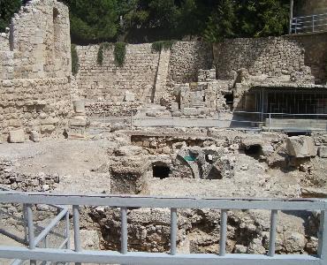 Jerusalém - Piscina Probática