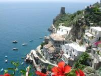 Itália - Costiera Amalfitana