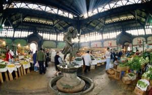 Chile - Mercado Central