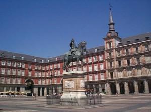 Madrid - Praça Maior