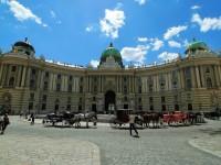 Leste Europeu_Palacio Hofburg - Viena