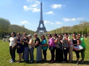 Em Paris - França
