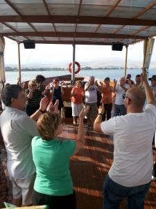 Travessia no Mar da Galiléia