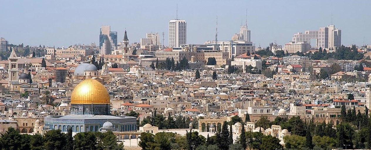 Cidade de Jerusalém - Israel