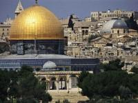 Jerusalem - Esplanada das Mesquitas