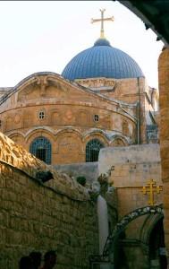 Israel - Igreja do Santo Sepulcro