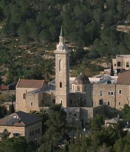 Jerusalém - Ein Karem