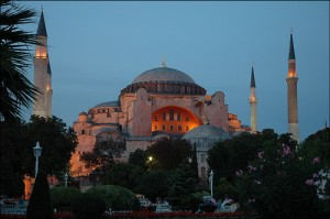 Palácio de Santa Sofia - Istambul