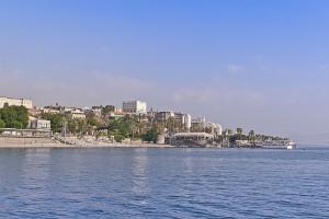 Mar da Galiléia - Tiberíades
