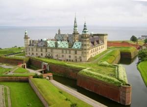 Castelo de Kronborg - Dinamarca