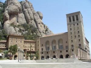 Santuário da Virgem de Montserrat - Espanha