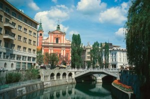 Ljubljana - Eslovênia