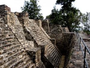 Ruínas de Cuernavaca