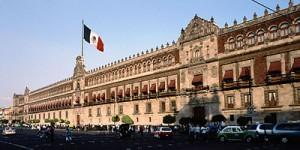 Palácio Nacional - Cidade do México