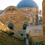 Igreja do Santa Sepulcro - Jerusalém