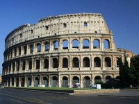 Itália Coliseu