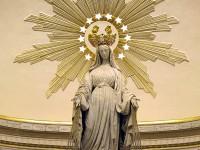Santuário da Medalha Milagrosa - Paris