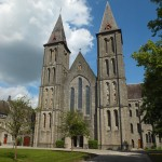 Bélgica - Abadia de Maredsous