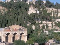 Israel - Monte das Oliveiras