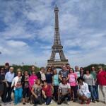 Grupo Pe Helcimar em Paris