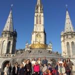 Grupo Frei Genildo em Lourdes